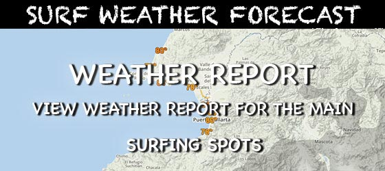 Puerto Vallarta Surf Weather Report