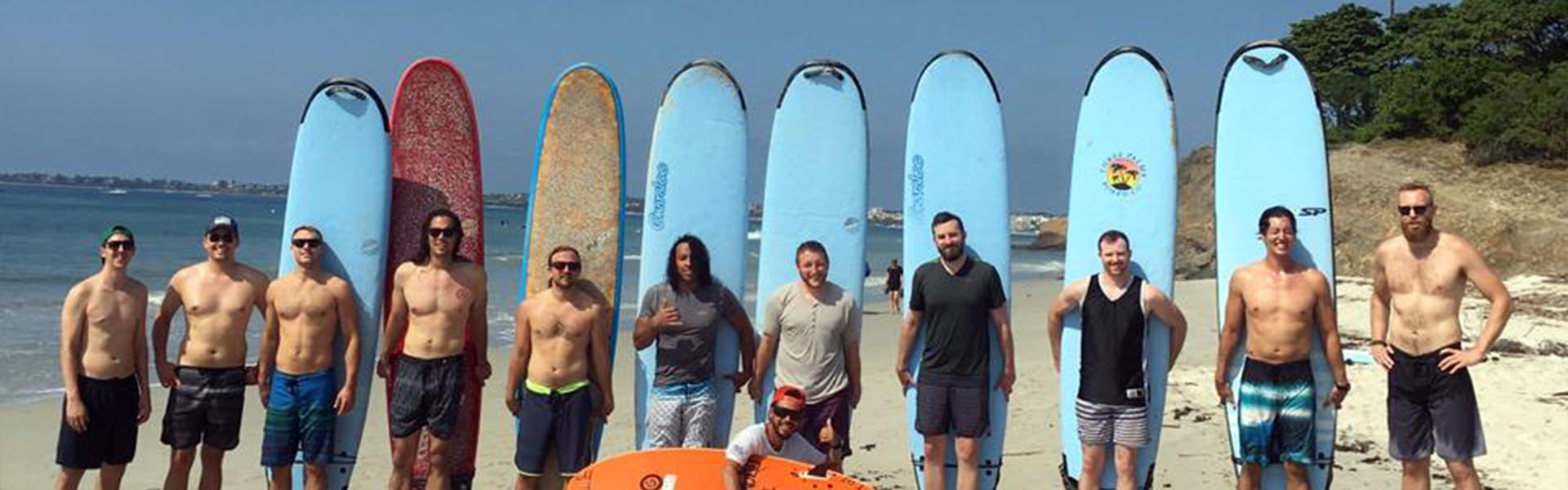 Puerto Vallarta Surf Boards Rentals